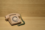 Retro Phone Photos - Retro Telephone by Andrew Paterson