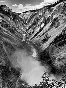 The Grand Canyon Of The Yellowstone Framed Prints - Return to Forever II Framed Print by Steven Ainsworth