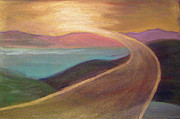 Mystical Pastels - Returning Home by Diana Tripp