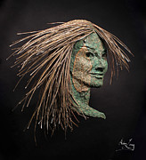 Nature Woman Reliefs - Revealed by Adam Long