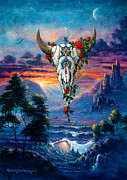 American Bison Originals - Revelation by Keith Stillwagon