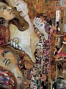 Klimt. Nude Woman Posters - Revelations Poster by Bell Art