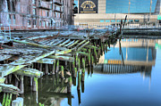 Charles River Photo Prints - Revitalization  Print by JC Findley