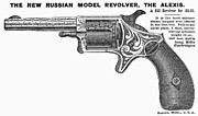 1878 Photos - Revolver Ad, 1878 by Granger