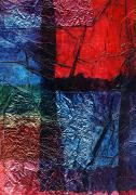 Multi Media Mixed Media - Rhapsody of Colors 17 by Elisabeth Witte - Printscapes