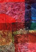 Montage Mixed Media - Rhapsody of Colors 18 by Elisabeth Witte - Printscapes