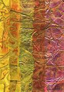 Montage Mixed Media - Rhapsody of Colors 31 by Elisabeth Witte - Printscapes