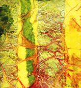 Montage Mixed Media - Rhapsody of Colors 34 by Elisabeth Witte - Printscapes