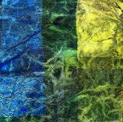Montage Mixed Media - Rhapsody of Colors 6 by Elisabeth Witte - Printscapes