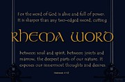 Greg Long - Rhema word