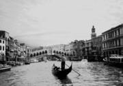 Heike Hellmann-Brown - Rialto Bridge in Venice