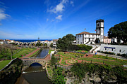 Grande Framed Prints - Ribeira Grande - Azores islands Framed Print by Gaspar Avila