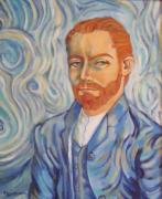 Ricardo Lowenberg - Ricardo as Van Gogh