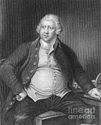 Owner Photo Prints - Richard Arkwright, English Industrialist Print by Photo Researchers