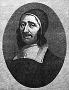 Baxter Posters - RICHARD BAXTER (1615-1691). English Puritan scholar and writer Poster by Granger