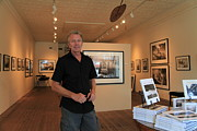 Apalachicola Prints - Richard Bickel photojournalist Print by Toni Hopper