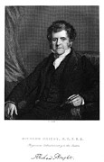 Autograph Framed Prints - Richard Bright (1789-1858) Framed Print by Granger