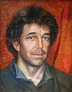Oils Originals - Richard by Chris Baker