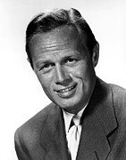 Portraits Posters - Richard Widmark, Early 1950s Poster by Everett