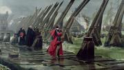 Richelieu Print by Henri-Paul Motte