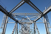 Larkspur Photos - Richmond-San Rafael Bridge in California - 5D19549 by Wingsdomain Art and Photography