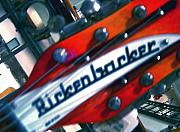 Rock  Photos - Rickenbocker by Sergio Geraldes