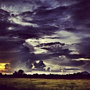 Maura Aranda - Riders Of The Storm #sky...