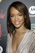 Rihanna At Arrivals For Jay-z Print by Everett