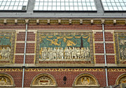 Rijksmuseum- 01 Print by Gregory Dyer