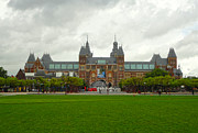 Rijksmuseum- 04 Print by Gregory Dyer