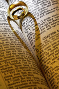 Bible Photos - Ringshadow by Harry H Hicklin