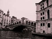 Luis And Paula Lopez Prints - Rio Alto Bridge Print by Luis and Paula Lopez