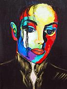 Michael Jackson Portrait Painting Originals - R.I.P Michael Jackson by Sumita Acharya