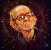 Great Digital Art - R.I.P Richard Dunn by Fay Helfer-Hale