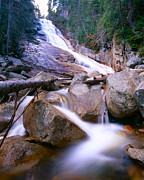 George Oze - Ripley Falls in Crawford...