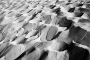 The Great One Prints - Ripples in the sand of the Great Dune of Pyla Print by Sami Sarkis