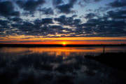 Louisiana Sunrise Photos - Rise and Shine by Michael Reimann