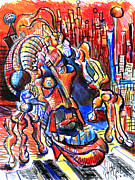 Risperdal  Print by Jon Baldwin  Art
