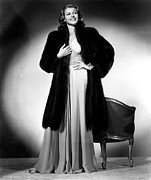Full-length Portrait Prints - Rita Hayworth, 1940 Print by Everett