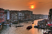 Locations Metal Prints - Riva del Ferro. Venezia Metal Print by Juan Carlos Ferro Duque