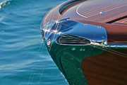 Wooden Boat Photos - Riva by Steven Lapkin