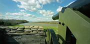 Mississippi River Originals - River Battery at Fort Donelson by Jan Faul