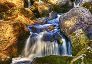 Splash Photo Originals - River Flows 04 by Svetlana Sewell
