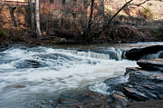 Box Print Originals - River Mill by Michael Waters