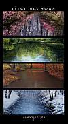 River Seasons Print by Susan Jenkins