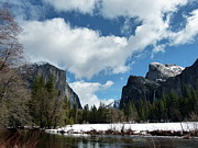 Jeff Lowe - River View of Yosemite...