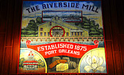 1875 Photos - Riverside Mill 1875 by David Lee Thompson