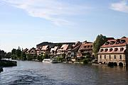 Bamberg Photos - Riverside of Bamberg - Germany by Christiane Schulze