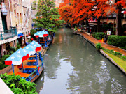 Riverwalk Photo Prints - Riverwalk Print by Douglas Barnard