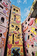 Business-travel Framed Prints - Rizzi House Framed Print by Benjamin Matthijs